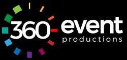 360 Event Productions Logo