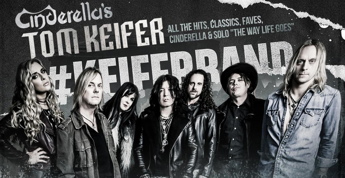 Cinderella Tom Keifer at Summer Festival