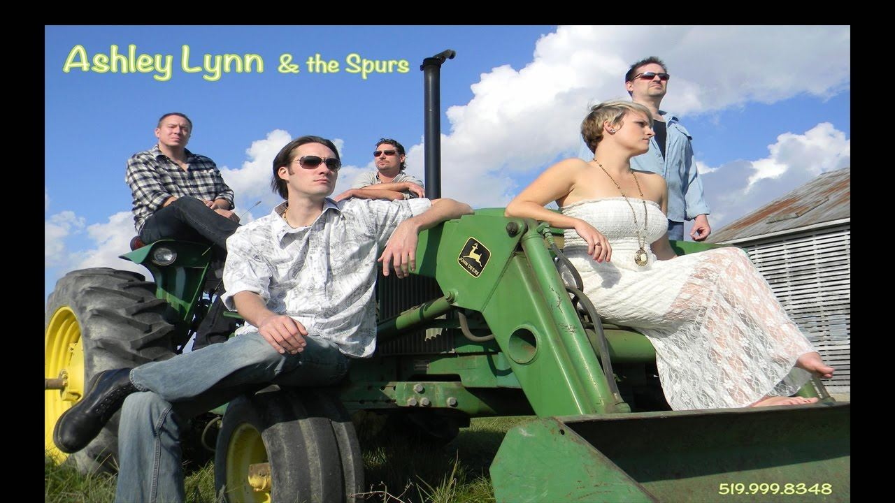 ashley lynn and the spurs