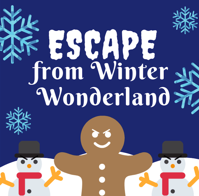 Escape from Winter Wonderland