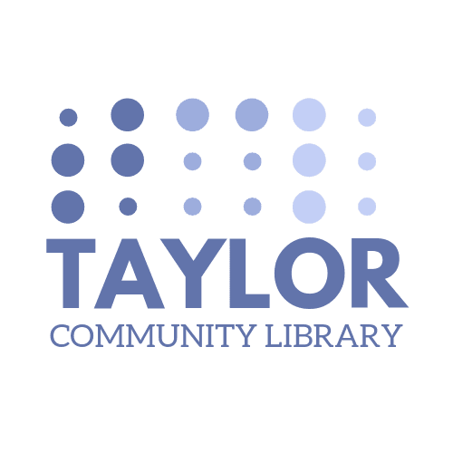 Taylor Community Library Braile